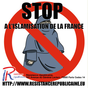 RR autocollant islamisation