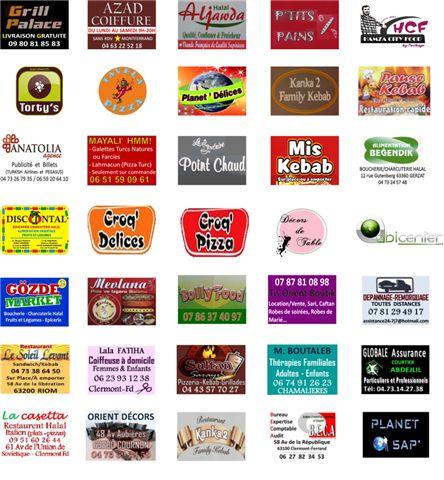 sponsors halal Aube du Savoir Clermont Ferrand