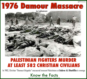 Damour Massacre