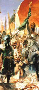 entreemahometII-Constantinople