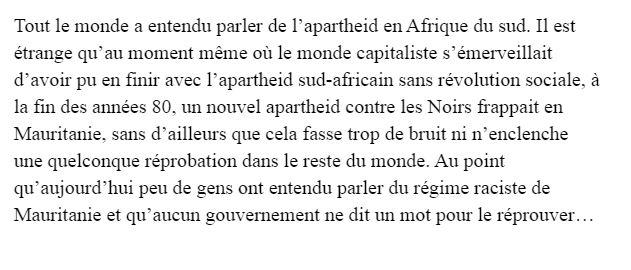 apartheid-Mauritanie