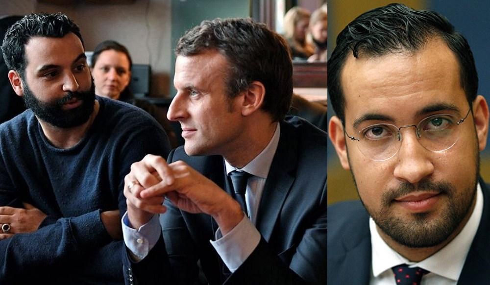 Macron aime les racailles : après Benalla, Belattar en garde à vue !