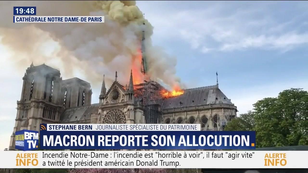 Incendie de Notre-Dame de Paris : ceci n'est pas un attentat… vraiment ?