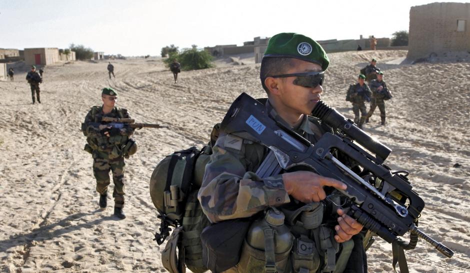 Nous, anciens militaires, n'avons pas honte d'avoir servi la France et de nous préparer à recommencer