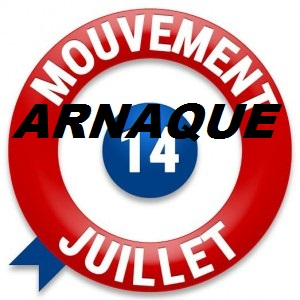Les salauds du «mouvement du 14 juillet» ont même ré-écrit la Marseillaise !