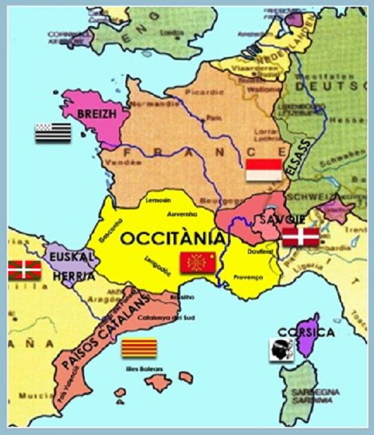 La prétendue Occitanie n'a jamais existé et de prétendus Occitans fricotent avec l'islam