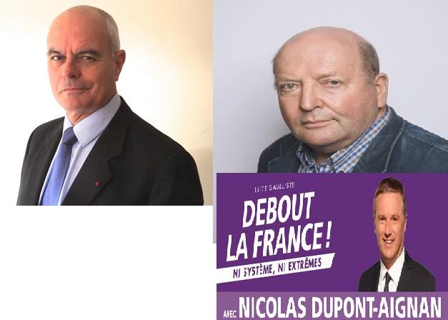 Le Général Tauzin et Dominique Jamet,  de curieux «patriotes» qui désarment la France face à l'islam