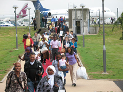 Ces réfugiés sont musulmans : c'est à leurs frères musulmans de leur offrir protection et aide