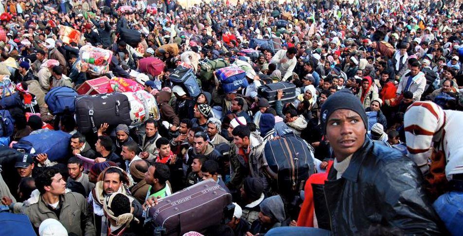 4000 égorgeurs ont été infiltrés parmi les «réfugiés», c'est l'EI qui le dit !