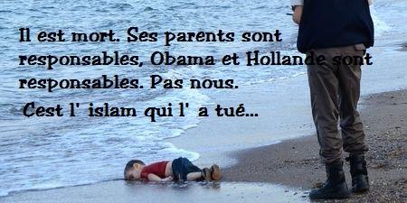 Et si le père du petit noyé syrien n'avait pas été sur le bateau ?