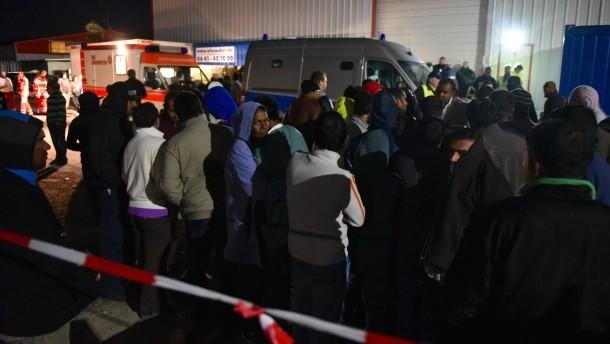 Kassel-Calden : bagarre générale dans un centre d'hébergement pour réfugiés