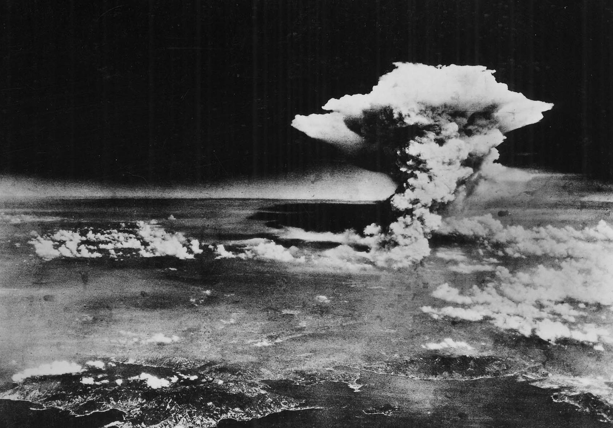En une journée, les Américains pourraient détruire Daech comme l'a été Hiroshima…