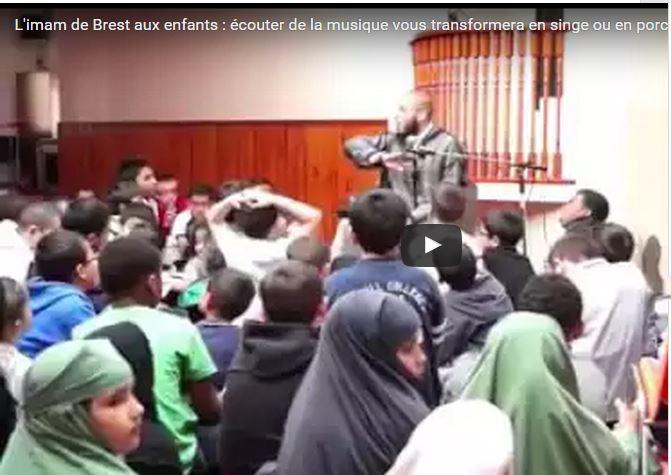 Le Télégramme de Brest défend l'imam Rachid Eljay qui prétend que les prières protègent du coronavirus