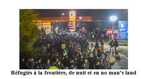 Migrants : ultimatum de la Bavière  à Merkel