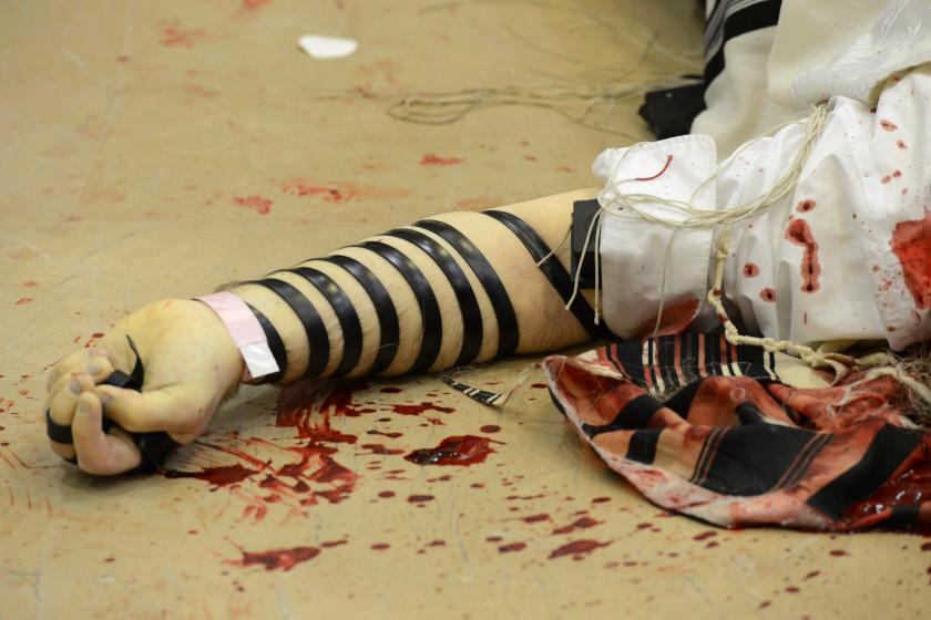 Israël : comment le Figaro essaie de faire du terroriste palestinien une victime