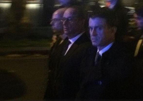 « L'Etat islamique a un père : l'Arabie saoudite », mais Valls ne condamne pas…