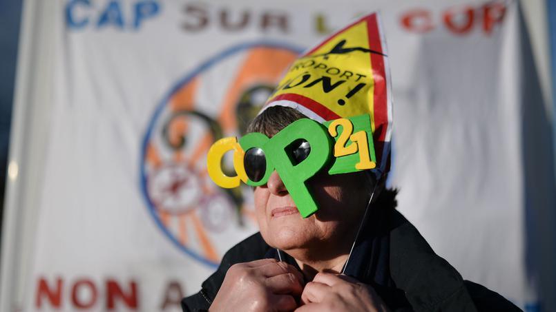 Je suis anti-cop21 parce que c'est une arnaque mondiale organisée par des irresponsables politiques