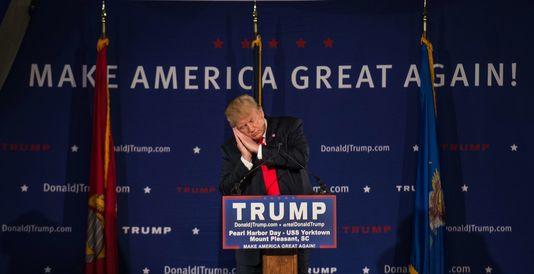 Donald Trump veut interdire l'entrée des Etats-Unis aux musulmans s'il est élu