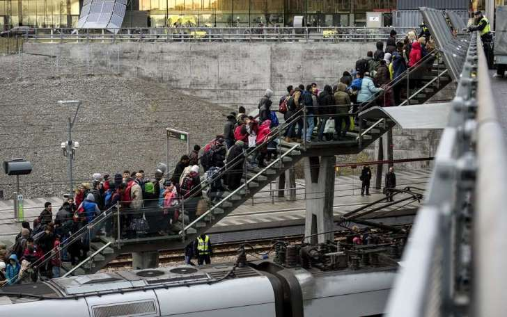 Le Danemark veut confisquer bijoux et argent liquide des «réfugiés» : bravo !