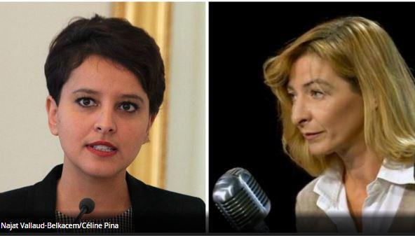 Un intégriste sur le plateau de Canal + : la socialiste Céline Pina interpelle Najat Vallaud-Belkacem