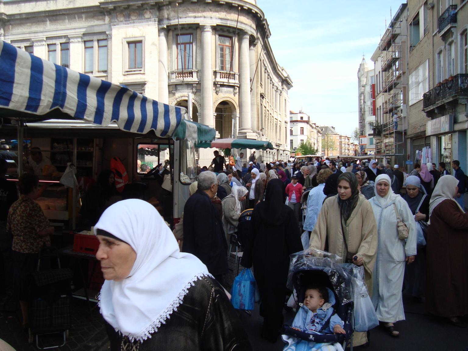 Bruxelles transformée en zone étrangère, à quand le grand chambardement ?