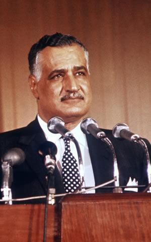 Les pharaons de l'Egypte moderne : premier volet, Nasser et sa rupture avec le socialisme