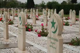«L'islam c'est pas ça» mais les terroristes sont enterrés dans les carrés musulmans…