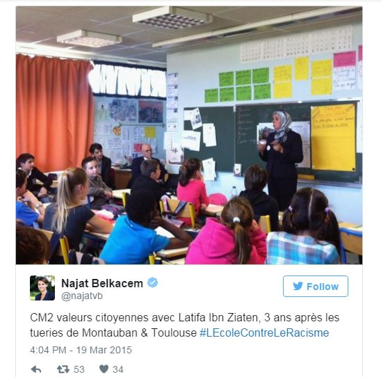 Toulouse : la promo sciences Po prend le nom de la voilée Latifa Ibn Ziaten, pas celui d'Ariel Sandler !