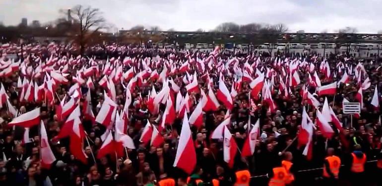 Les caves se rebiffent : les musulmans interdits d'entrée en Pologne