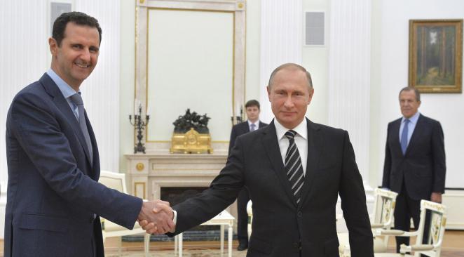 Vladimir Poutine, maestro de la géopolitique, a réussi en 5 mois ce que personne n'a réussi en 5 ans