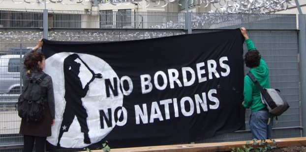 Les associations No Borders subventionnées par la Commission européenne ?