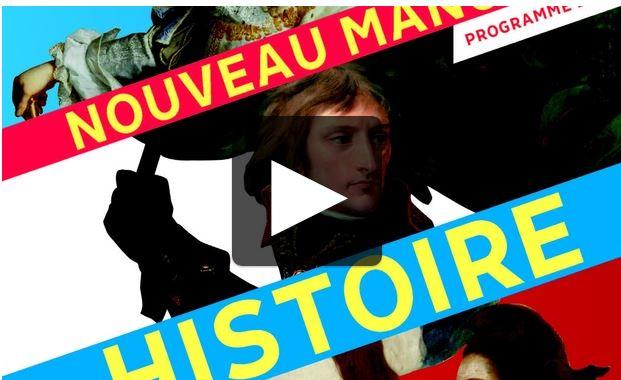 Et si vous aidiez un livre d'histoire chronologique à paraître ?