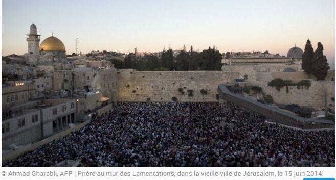 L'Unesco arrache aux juifs leurs monuments sacrés, avec la complicité de la France !