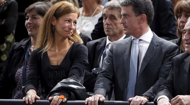 Horreur : la femme de Manuel Valls est juive, et Jallal Chouaoui est juste un pauvre type