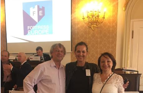 Prague : nous étions avec Pegida, pour fonder Forteresse Europe