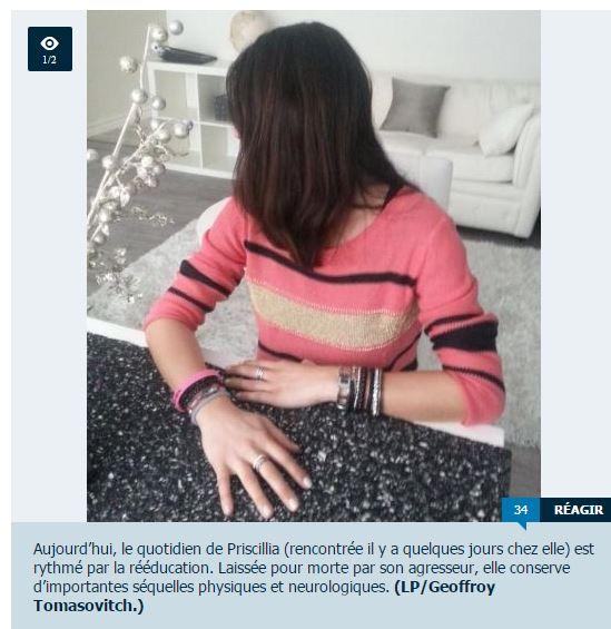 C'est Taubira qui a massacré Priscillia  en laissant dans la nature Sofiane Rasmouk, multirécidiviste