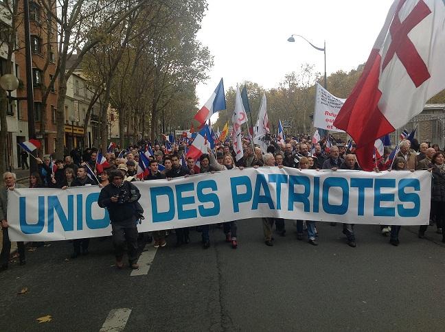 Pierre Cassen appelle à la solidarité patriote, face à la répression