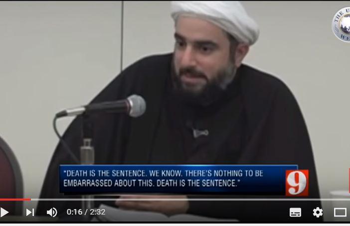 L'imam d'Orlando appelait au meurtre des gays en avril dernier…