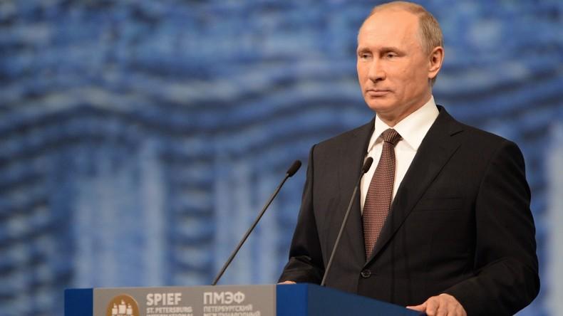 Poutine : Il n'y plus de pacte de Varsovie, plus d'URSS, contre qui est l'OTAN ?