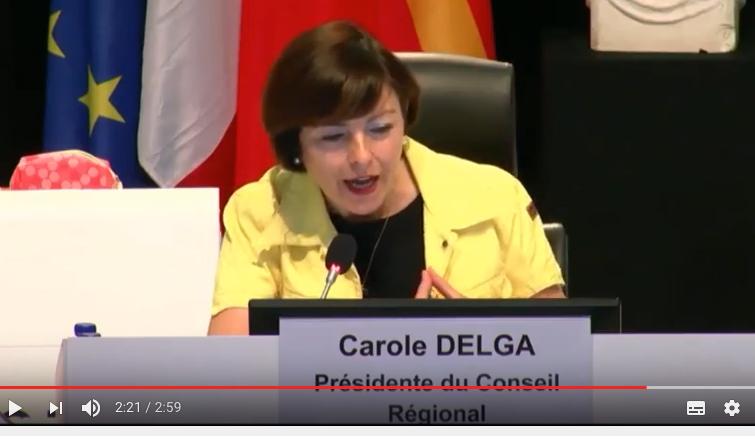 Carole DELGA, cette fois il y a assez de victimes pour que la Marseillaise ne soit pas « galvaudée » ?