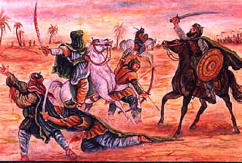 Islam et pornographie : le raid chez les Banu Mustaliq