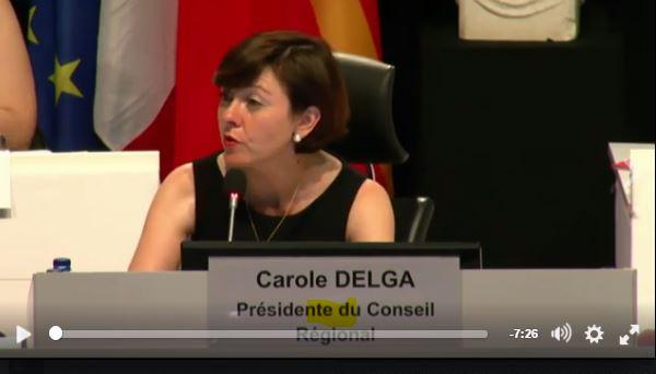 Carole Delga, dhimmie, collabo, islamo-gauchiste