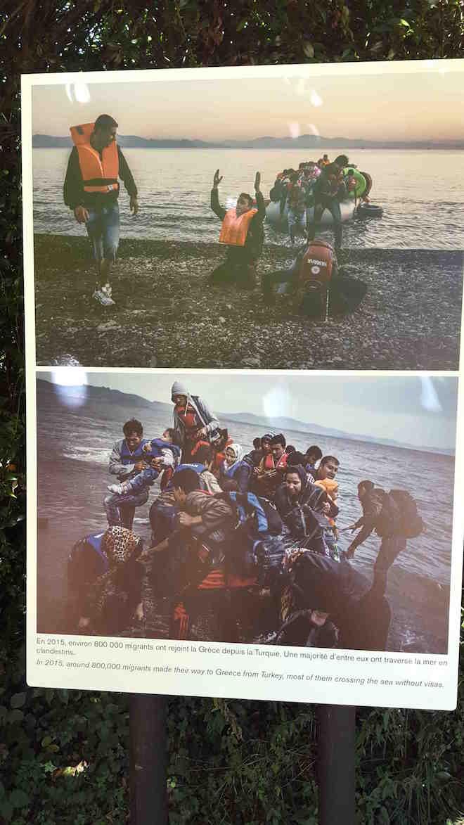 A l'attention du Maire de La Gacilly (Yves Rocher) qui promeut l'accueil des «migrants» qui nous envahissent
