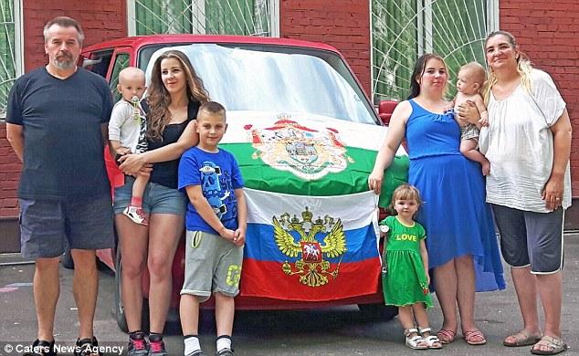 Des familles allemandes commencent à déménager pour la Russie en raison de l'invasion de migrants