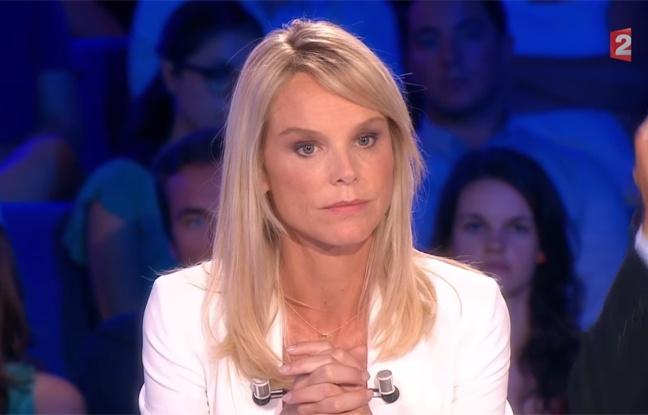 Vanessa Burgraff (#ONPC) pense que les burkinis ne sont que quelques dizaines