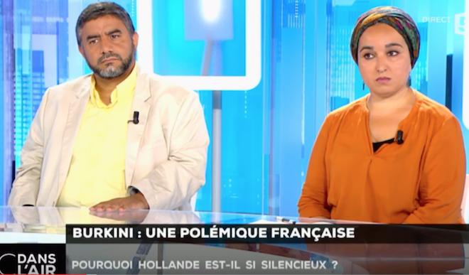 C dans l'air spécial burkini : l'imam veut que les cloches de nos églises arrêtent de sonner