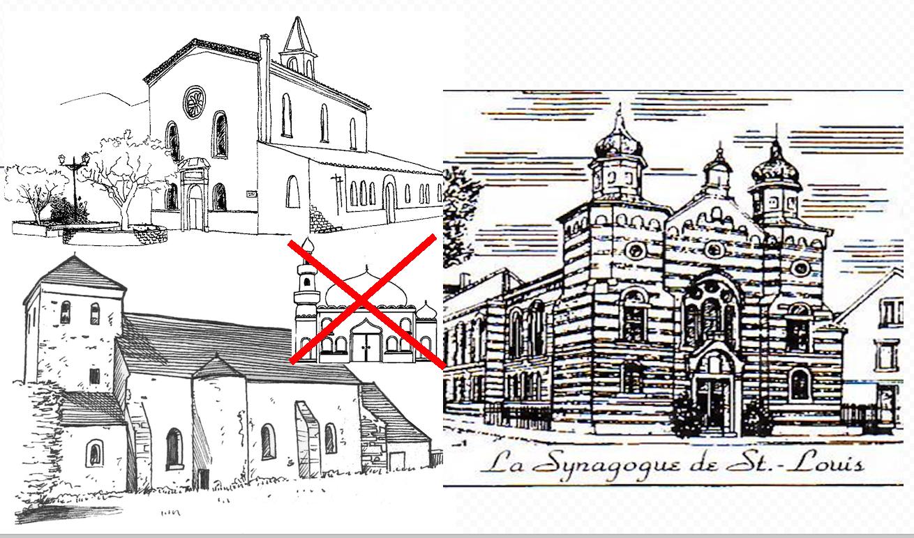Toutes  les mosquées doivent disparaître de France,  l'islam ne fait pas partie de notre patrimoine
