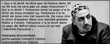 Après Sisco : dissoudre le  CCIF, parti de la guerre musulmane en France