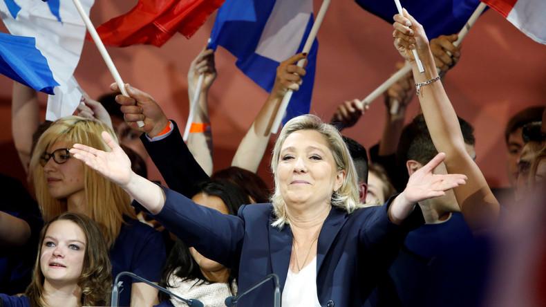 Sondage : Marine Le Pen plus populaire que Hollande, Mélenchon, Sarkozy et désormais aussi Juppé