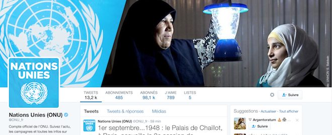 Lettre au député Eric Ciotti : la France doit sortir de l'ONU